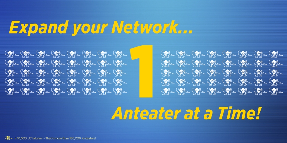 engage in the Anteater network
