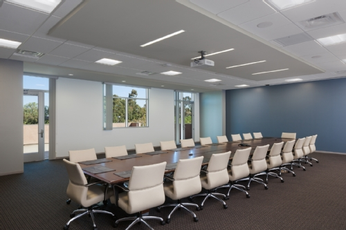Picture of Executive Board Room in Newkirk Alumni Center